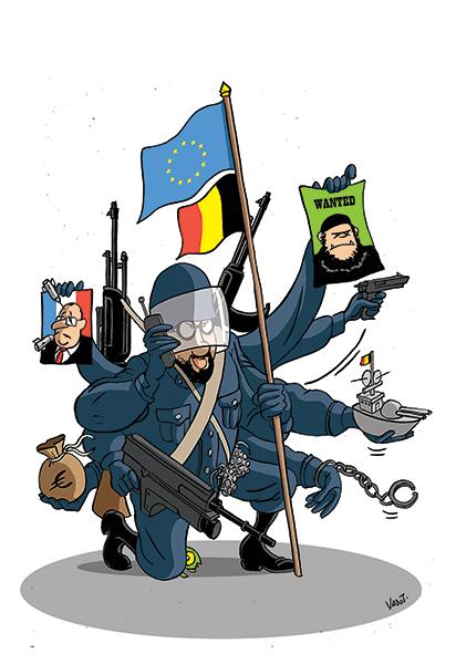 Vadot (Belgique) – publié dans «L'Echo»