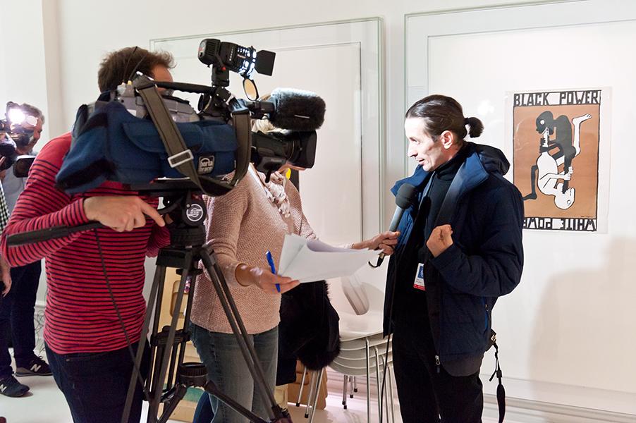 Interview de Florian Balaban (Luxembourg) – Musée Tomi Ungerer