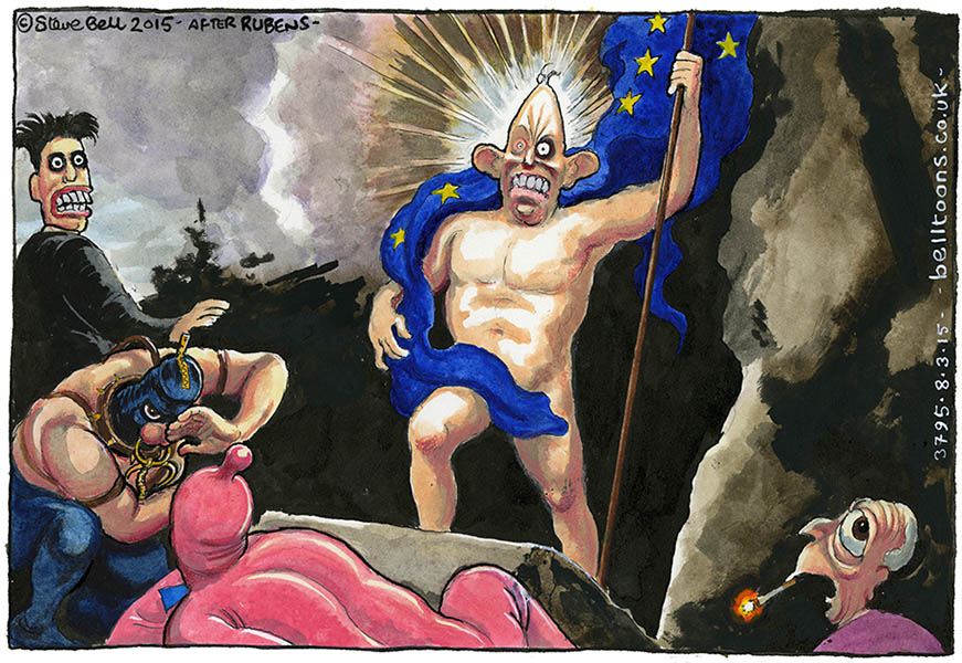 Steve Bell (United Kingdom)