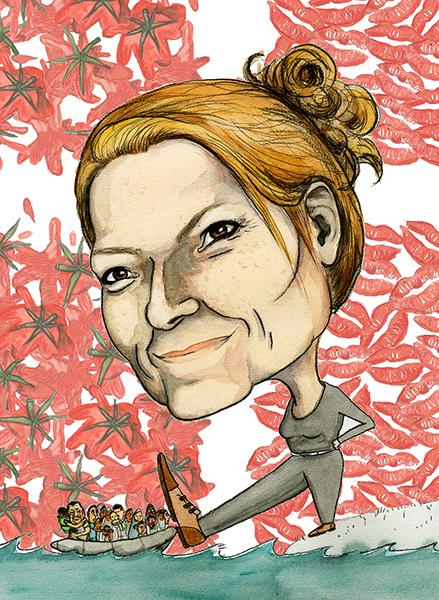Kamilla Wichmann (Danemark)