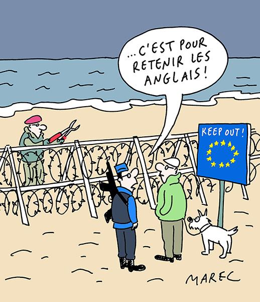 Marec (Belgique), publié dans Het Nieuwsblad le 19 février 2016