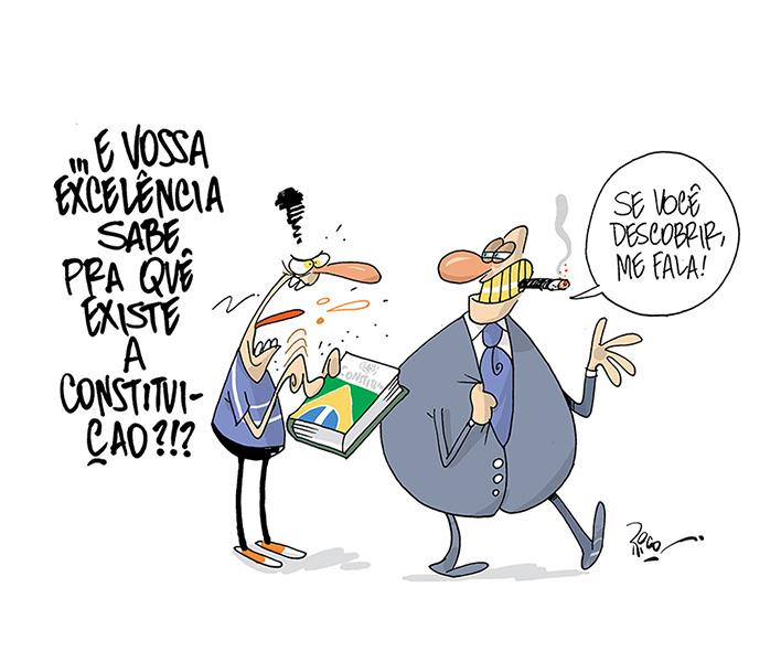 Rico (Brésil), publié dans O Vale (São Paulo)