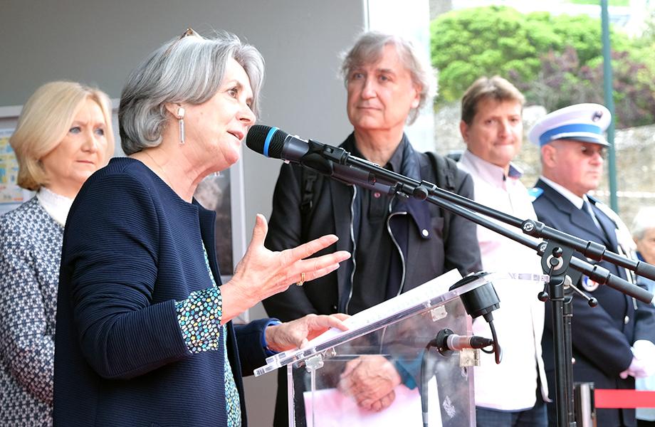 Discours d'ouverture de Mme Le Maire