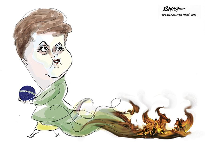 Rayma (Venezuela), published on CagleCartoons