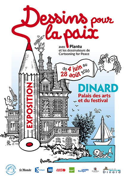 From 06/04 to 08/28 at Palais des arts et du festival, Dinard
