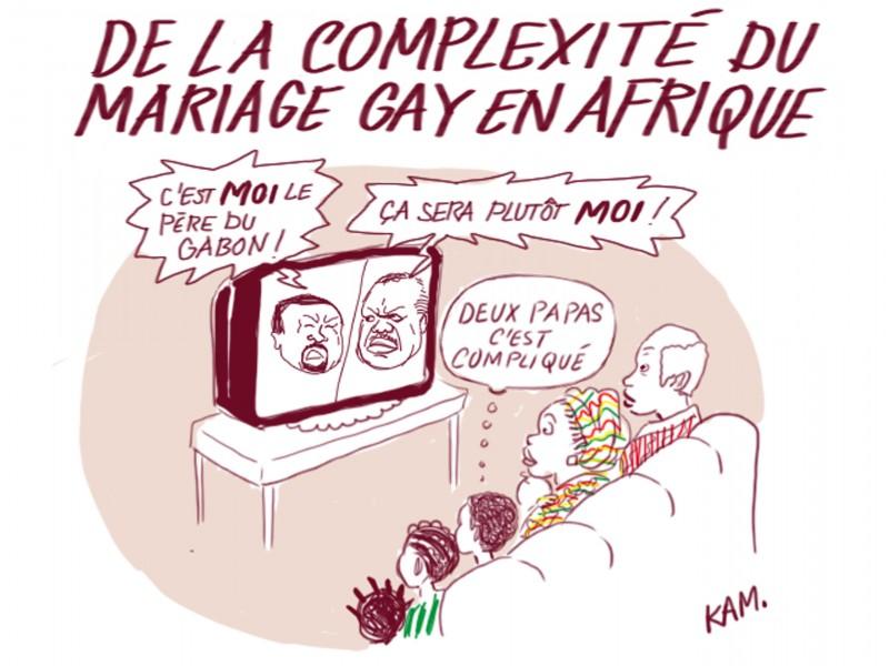Kam (France-Cameroun), publié dans Gbich !