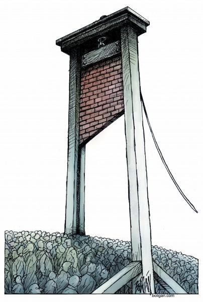 Boligán (Mexique), publié dans El Universal