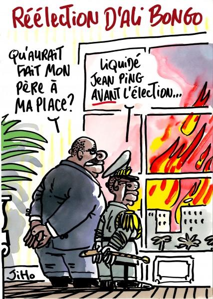 Jiho (France), published in Le Progrès Social