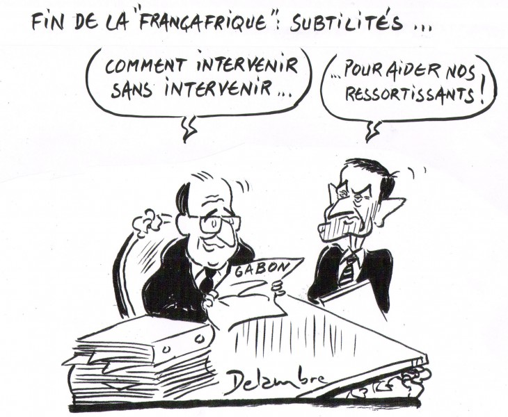 Delambre (France), published in Le Canard enchaîné
