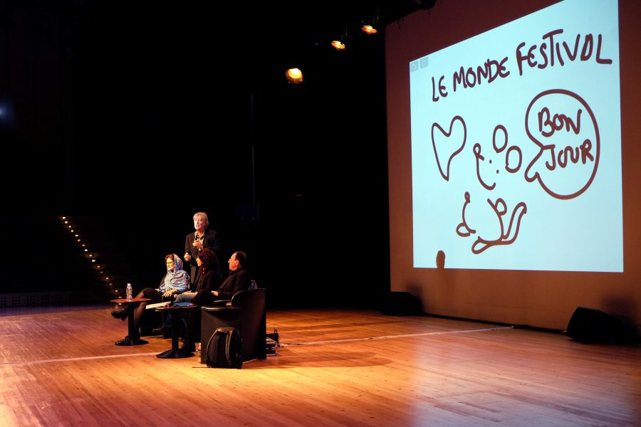 Débat «Le pouvoir du dessin de presse» – Le Monde Festival