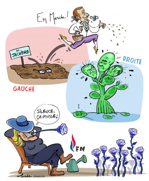 Swaha (France-Liban / France-Lebanon), Cartoon Movement