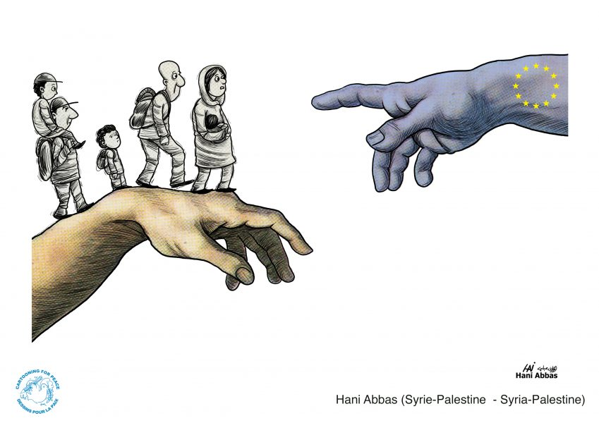 Hani Abbas (Syrie / Palestine)