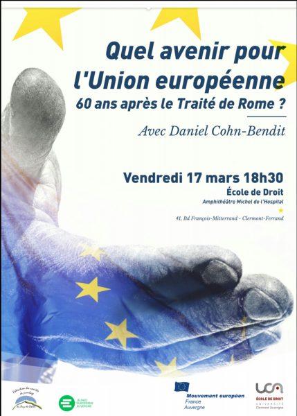 Conférence inaugurale à Clermont-Ferrand