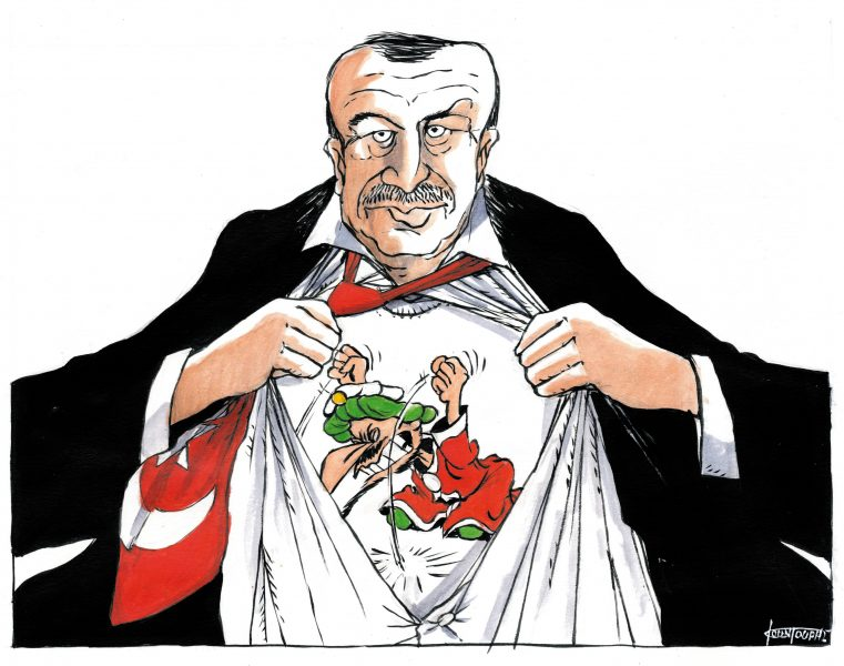 Kountouris (Grèce / Greece), Caglecartoons.com