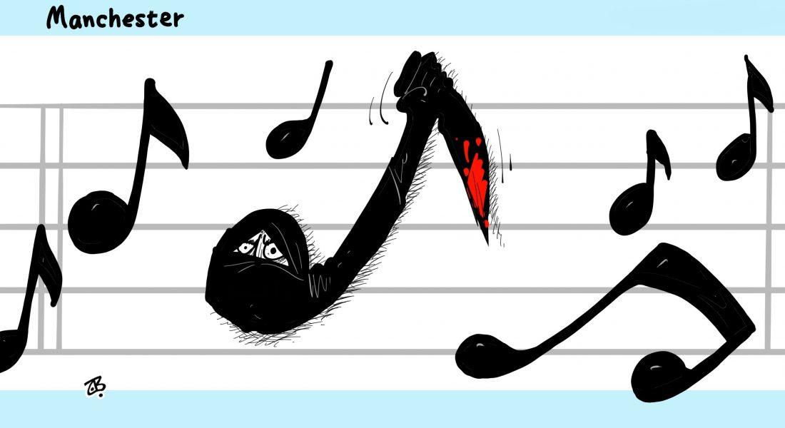 Emad Hajjaj (Jordanie / Jordan), CagleCartoons.com