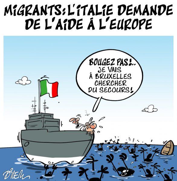 Dilem (Algérie/Algeria), La Liberté