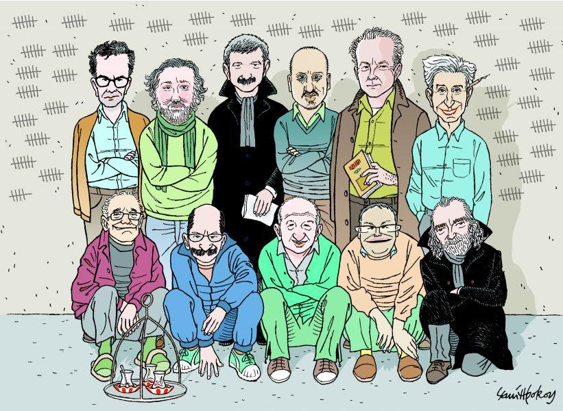 Semih Poroy (Turquie / Turkey), Libération