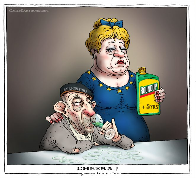 Joep Bertrams (Pays-Bas / The Netherlands), CagleCartoons.com