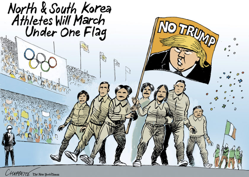 Chappatte (Suisse / Switzerland), The New York Times