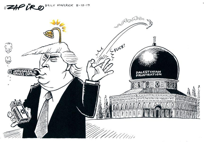 Zapiro (Afrique du Sud – South Africa), Daily Maverick