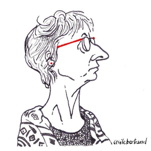 Cécile Bertrand (Belgique)