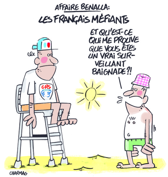 Charmag (France), La Tribune