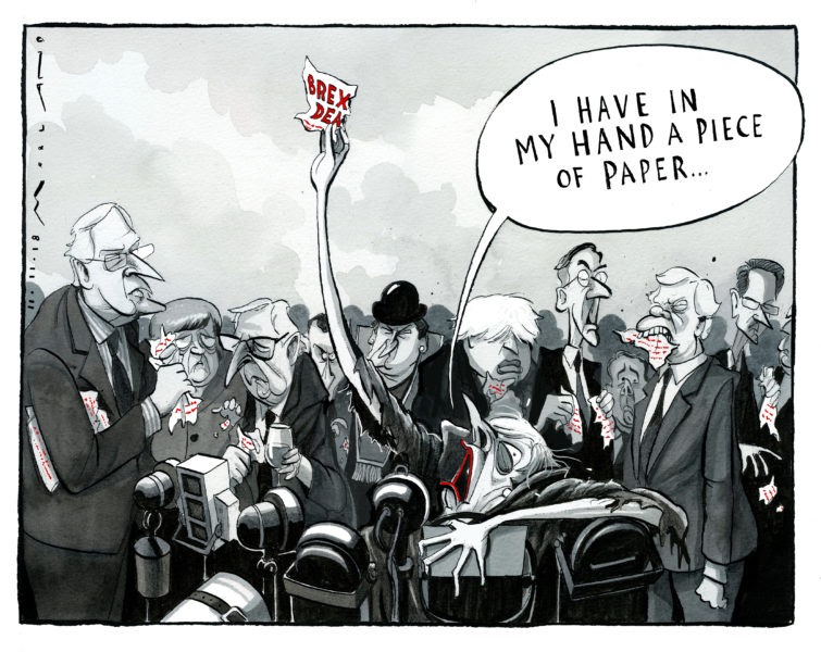 Morten Morland (Royaume-Uni / UK), Sunday Times