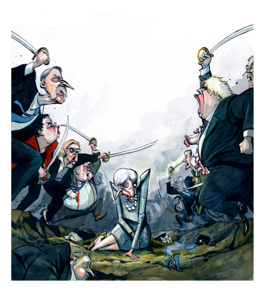 Morten Morland (Royaume-Uni / UK), The Spectator