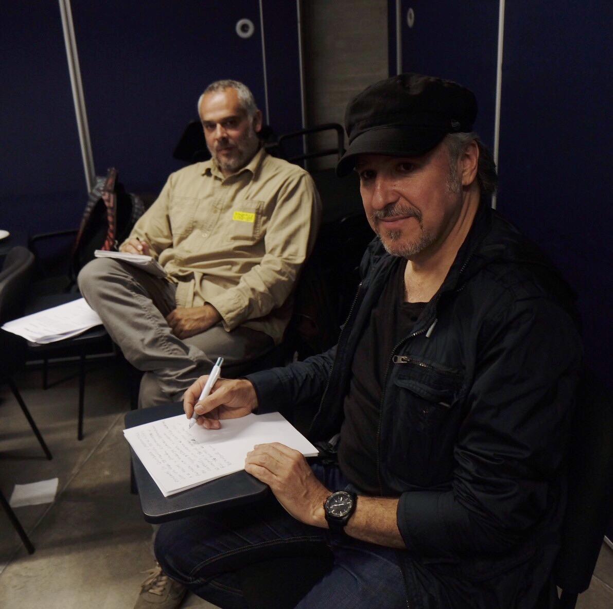 le dessinateur Boligan (Mexique)