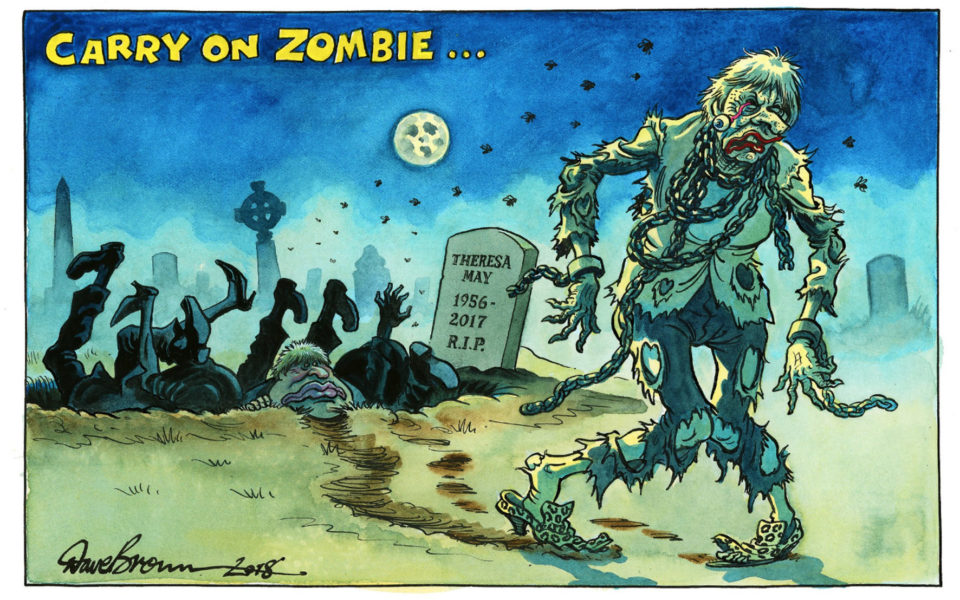 Dave Brown (Royaume-Uni / United Kingdom), The Independent