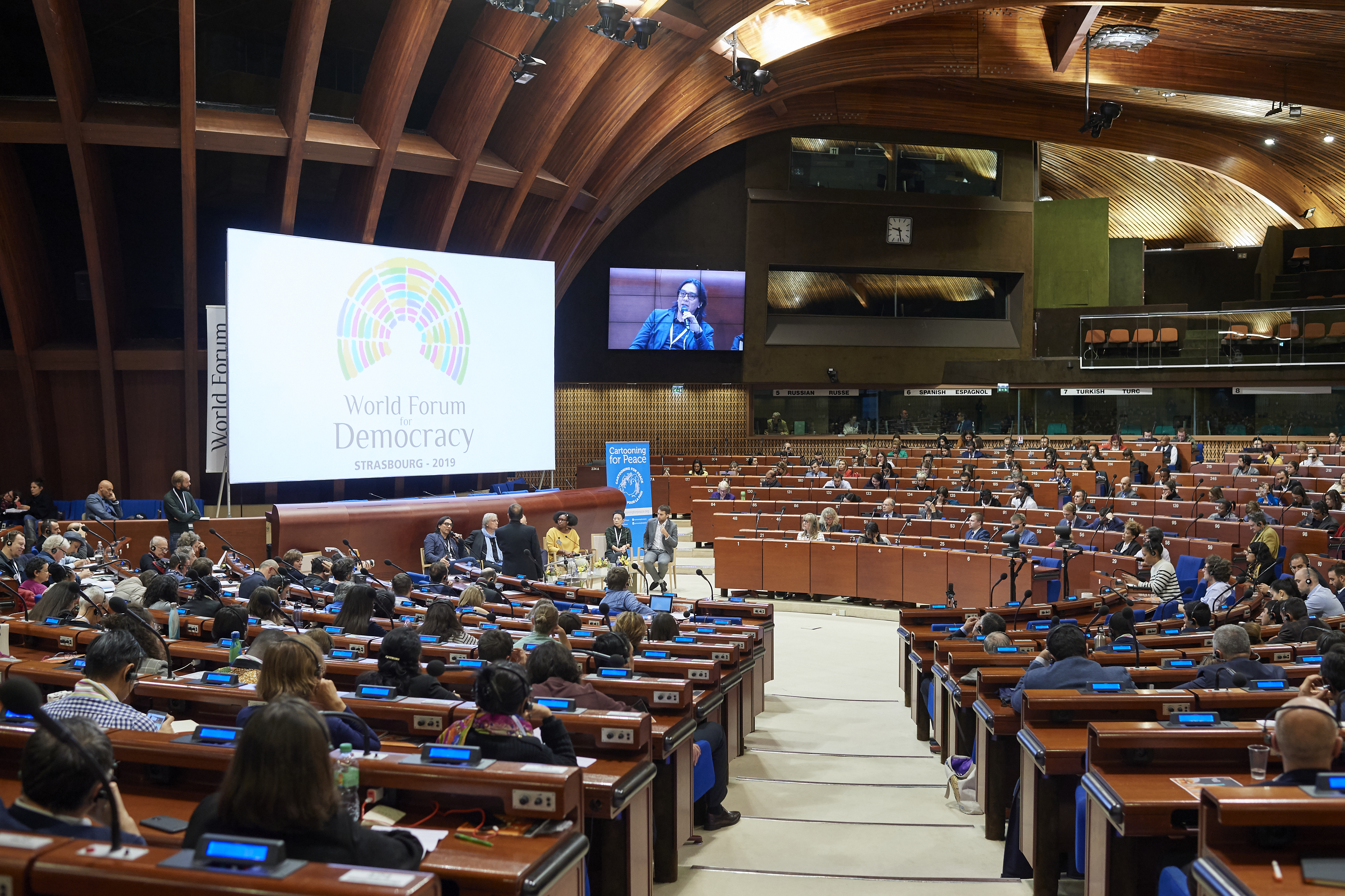 27. Pedro Molina (Nicaragua) – Sandro Weltin – Council of Europe