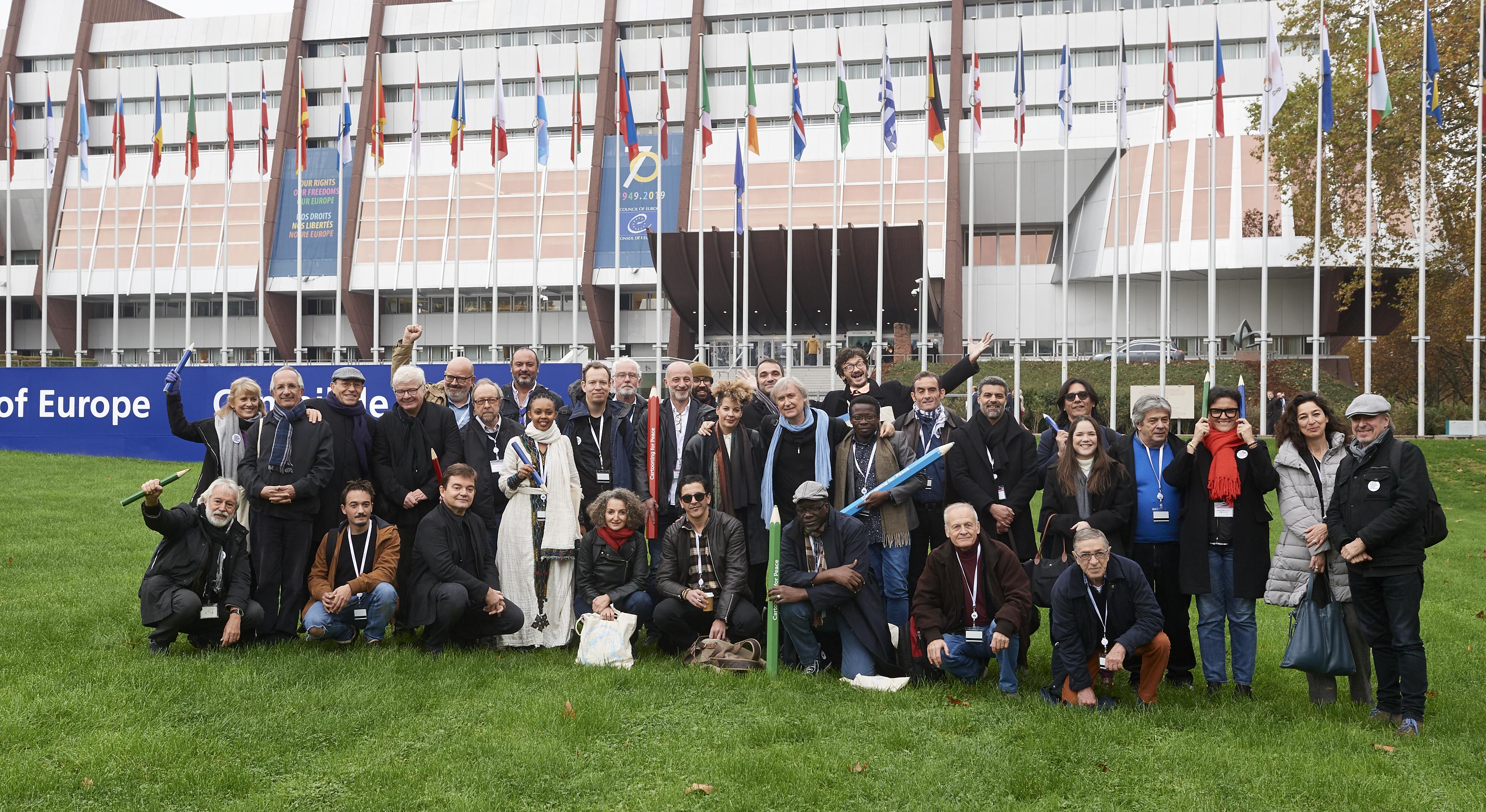 29 Sandro Weltin – Council of Europe