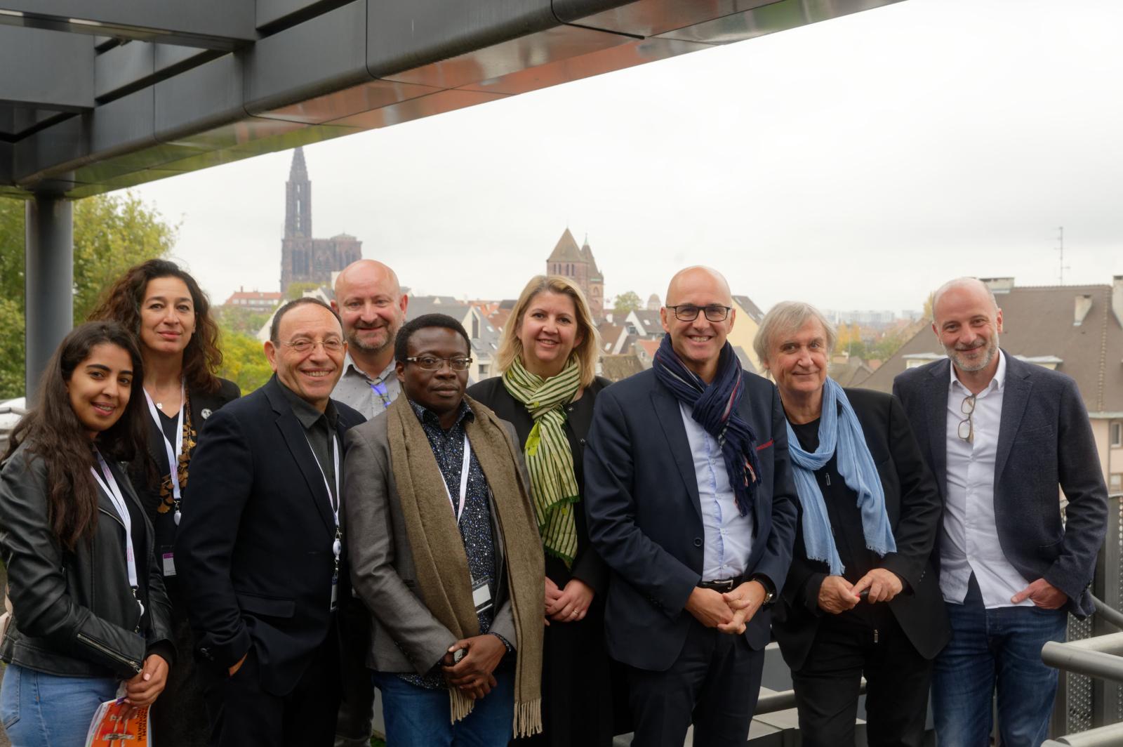 Conférence pédagogique à l'hôtel du CD 67 – Alexandre Schlub