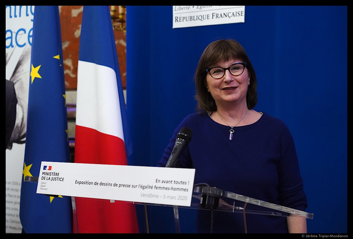 Cécile Coudriou © Jérôme Tripier-Mondancin