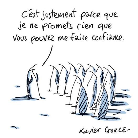 Xavier Gorce (France)