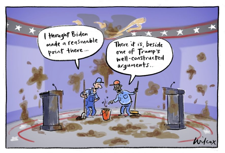 Wilcox (Australie / Australia), the Sydney Morning a Herald