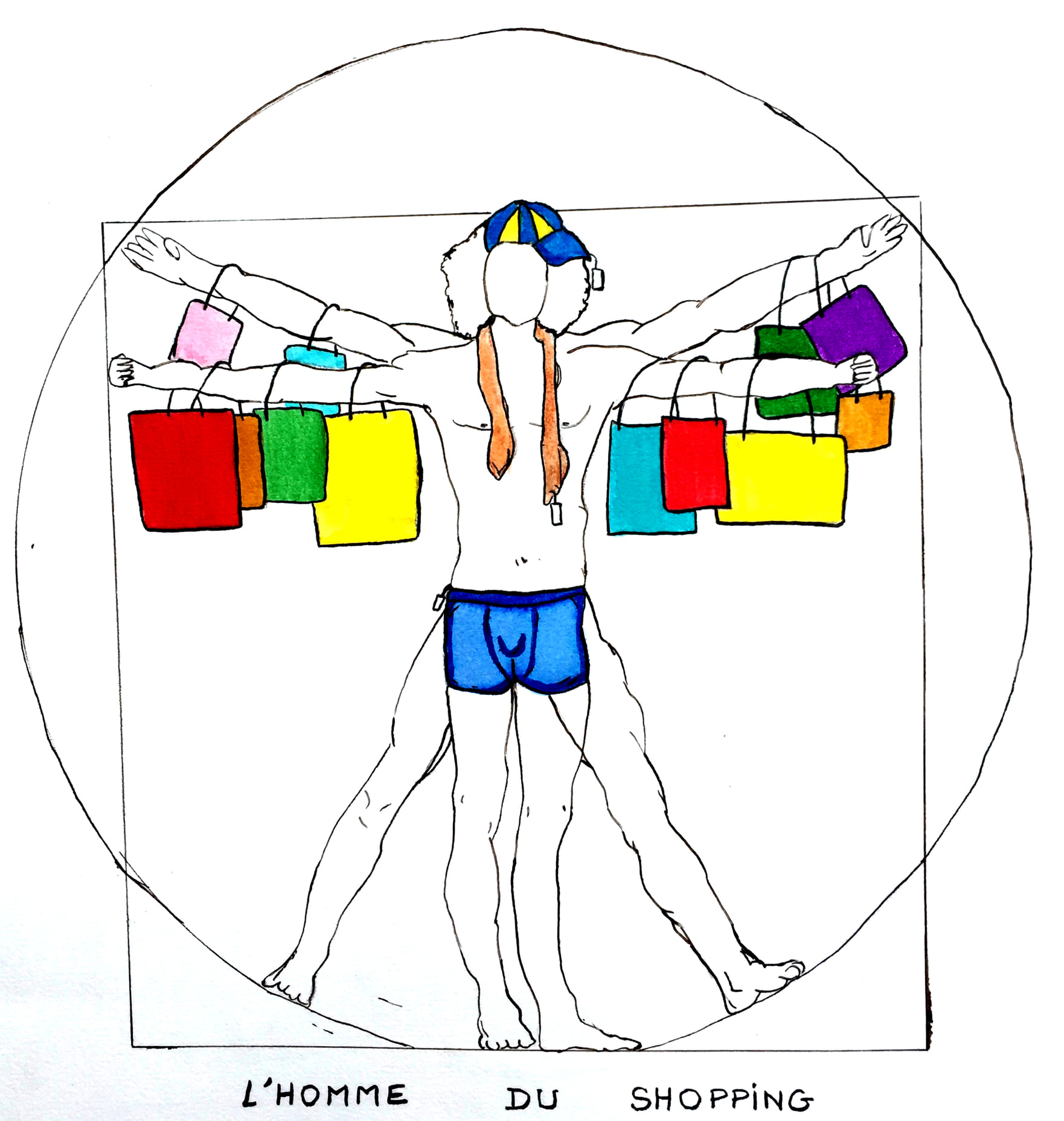 Catégorie dessin individuel