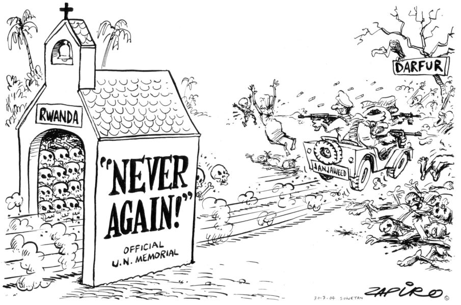Zapiro (Afrique du Sud / South Africa), Sowetan
