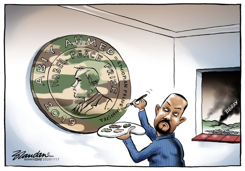 BRandan (Afrique / South Africa), Business Day