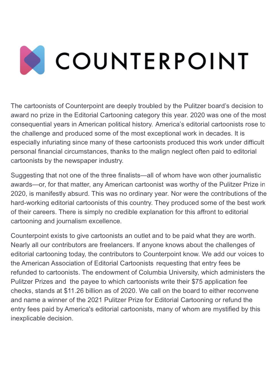 CP Counterpoint
