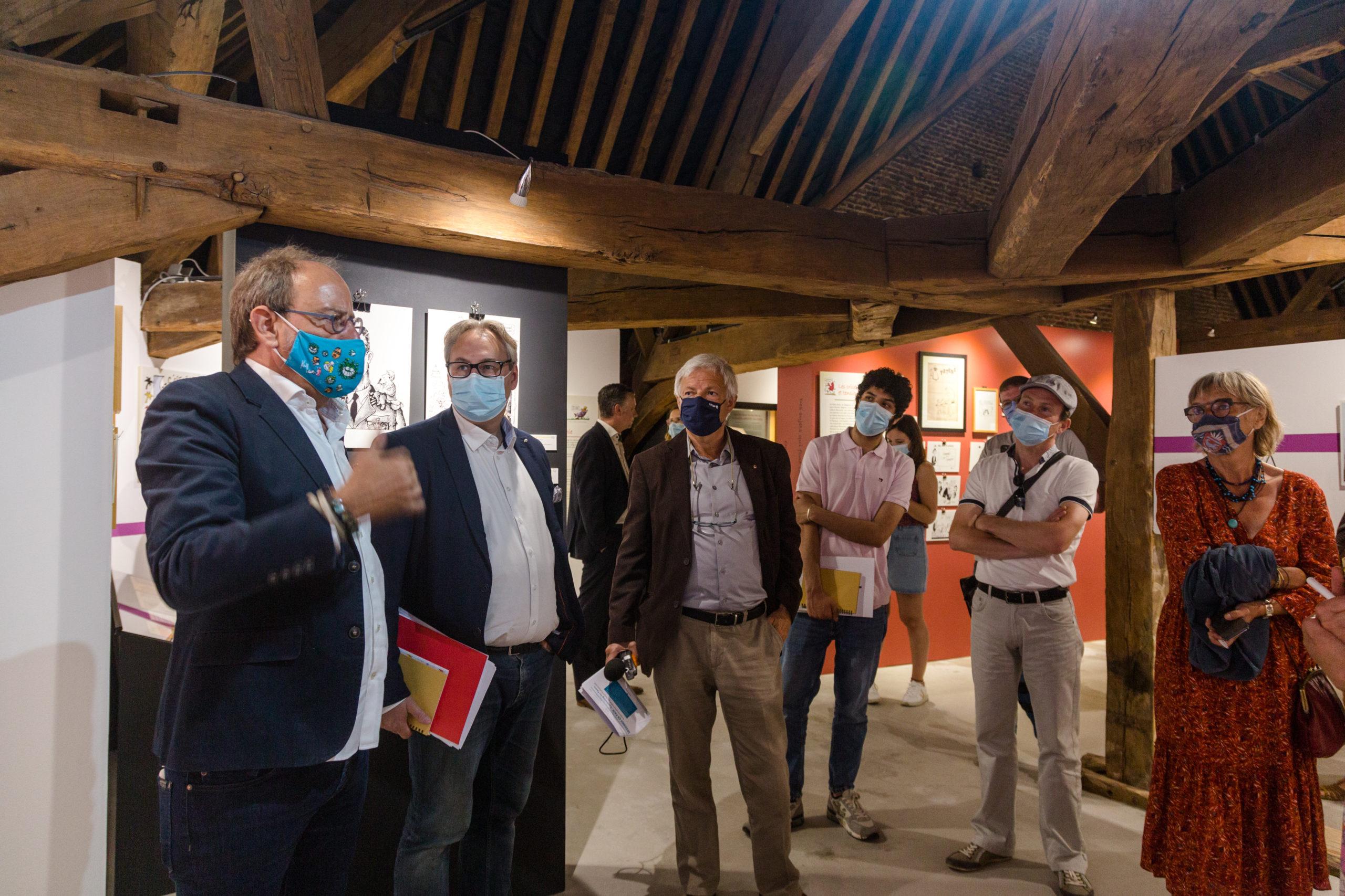 © Espaces Tourisme & Culture – Abbaye de Stavelot