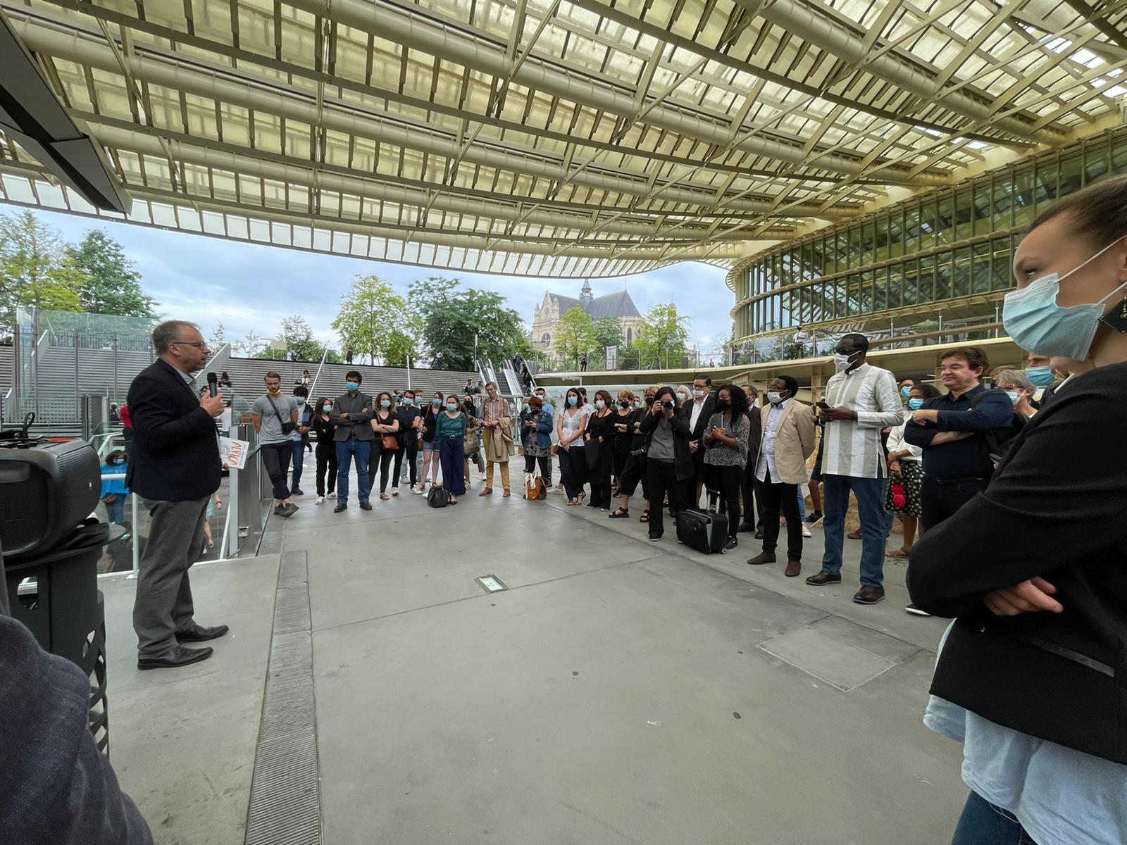 Christophe Deloire, Reporters sans frontières