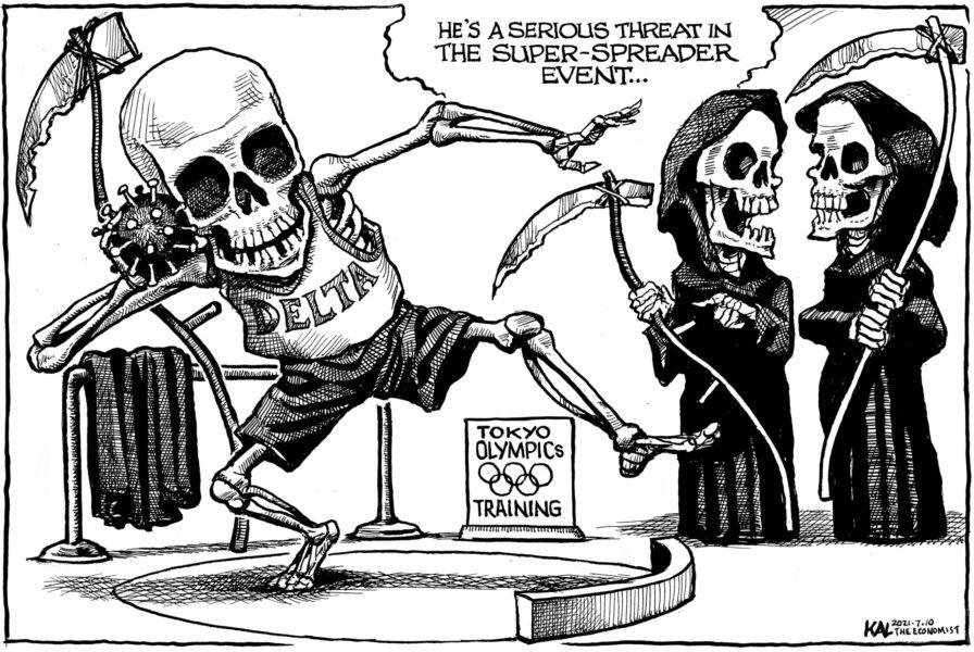 Kal (Etats-Unis / USA), The Economist