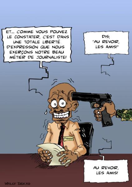 Willy Zekid (République du Congo / Republic of the Congo)