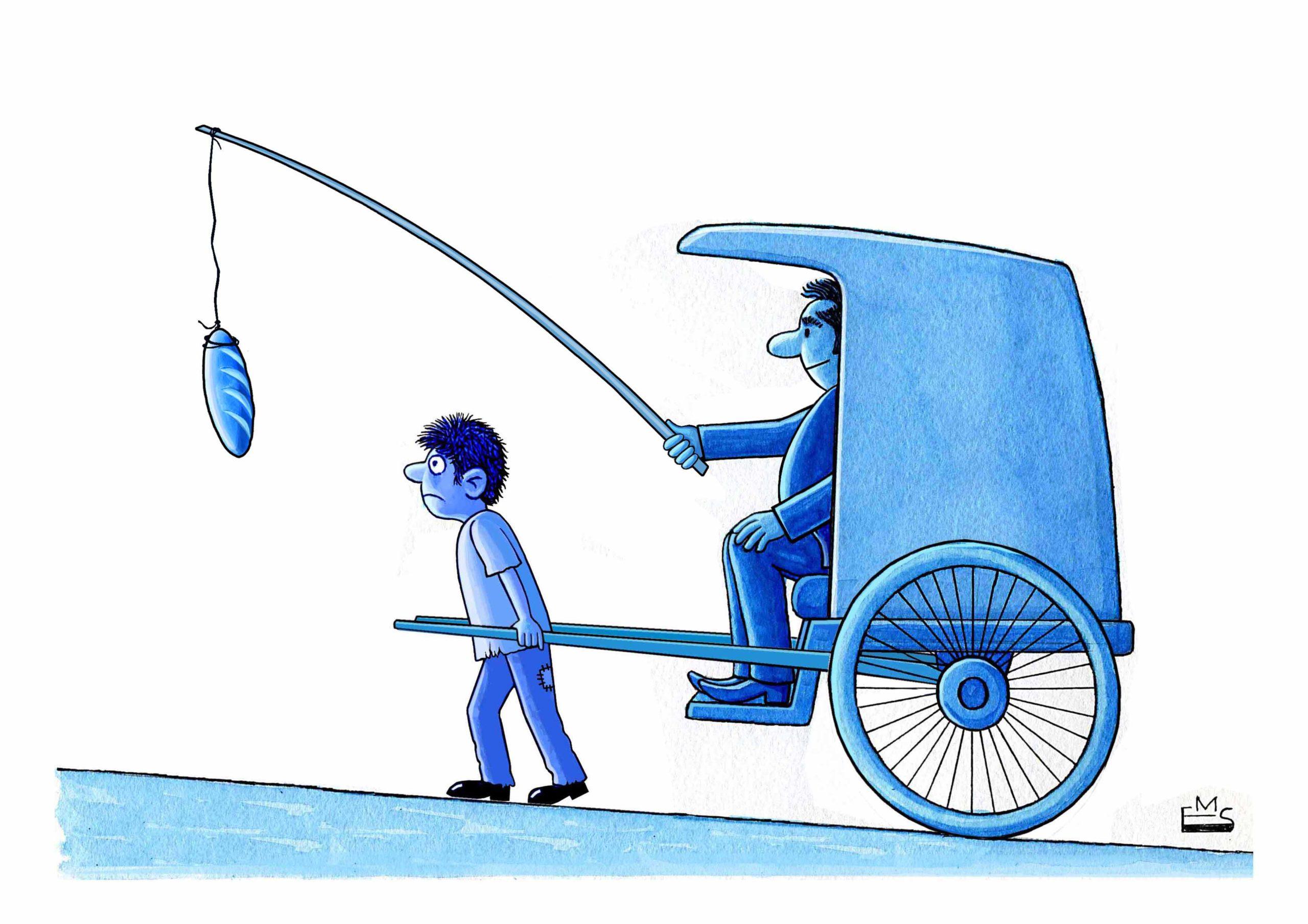 Eshonkulov Makhmudjon (Uzbekistan)_Cartooning for Peace
